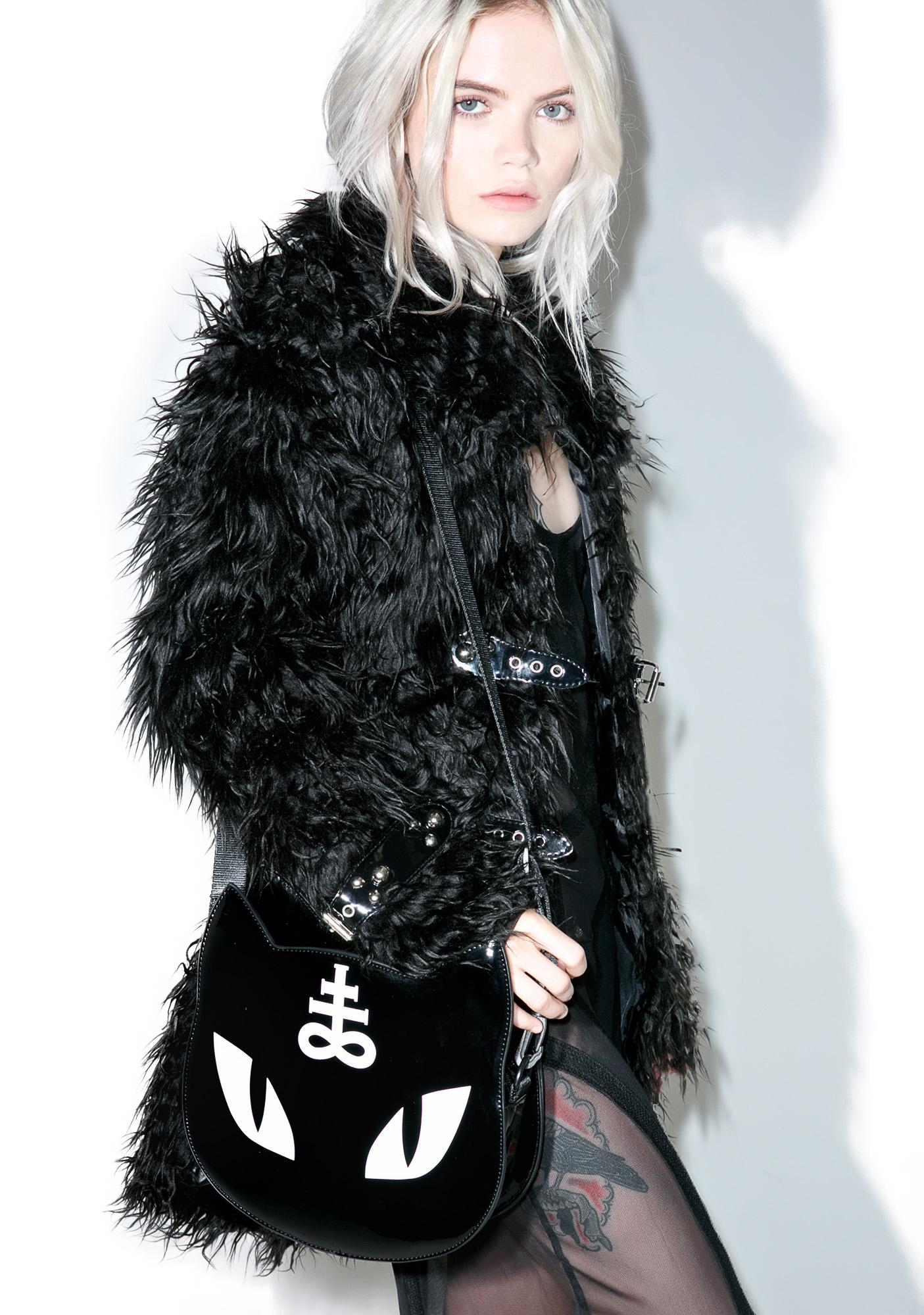 Killstar Lucipurr Handbag
