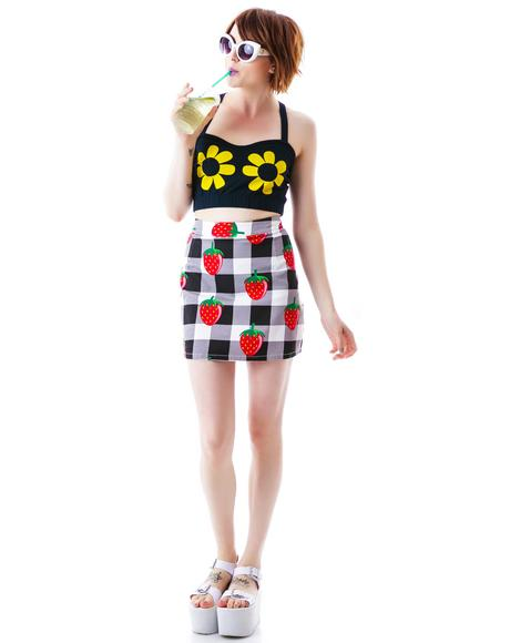 Check It Out Skirt