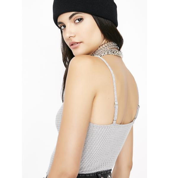 Smokin' Gone Overboard Knit Cami