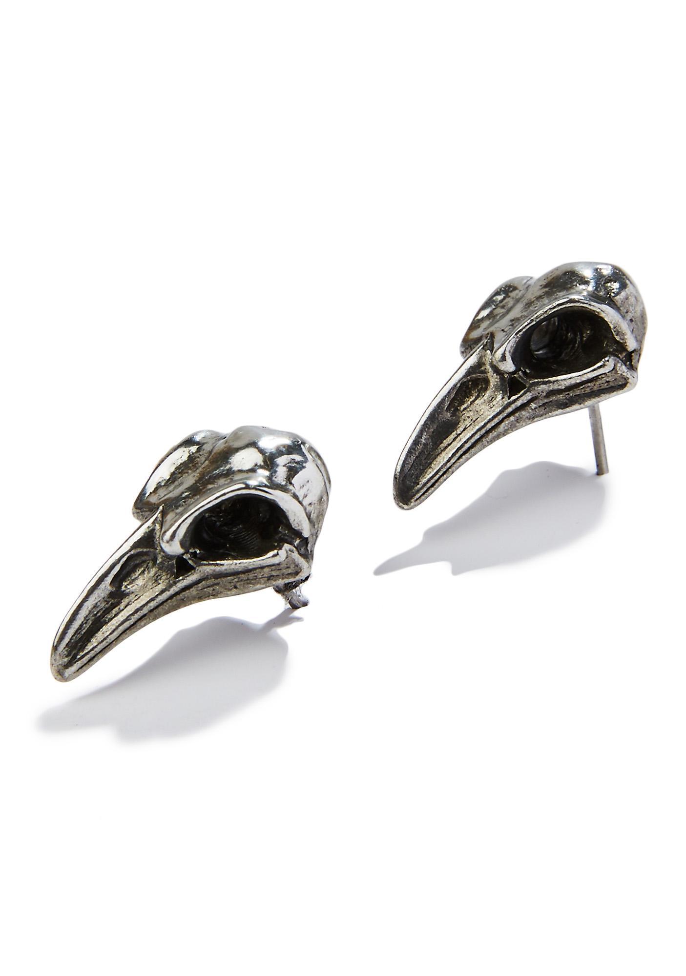 Rabeschadel Earrings