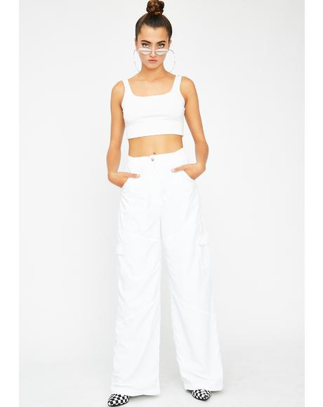 Treat Ya Self Wide Leg Pants