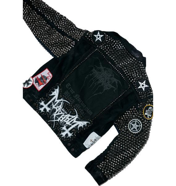 Hazmat Design Vintage Deadstock Deathcrush Jacket