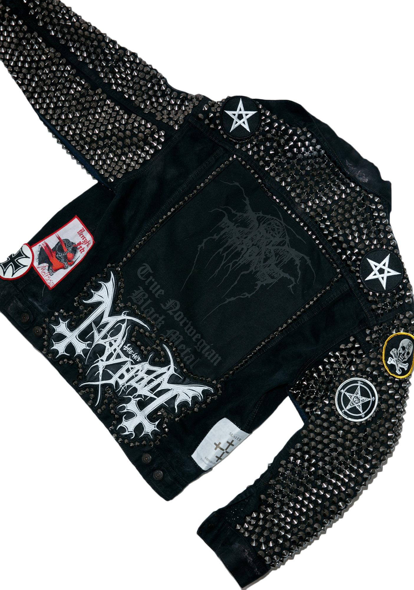 Hazmat Design Vintage Deadstock Deathcrush Jacket