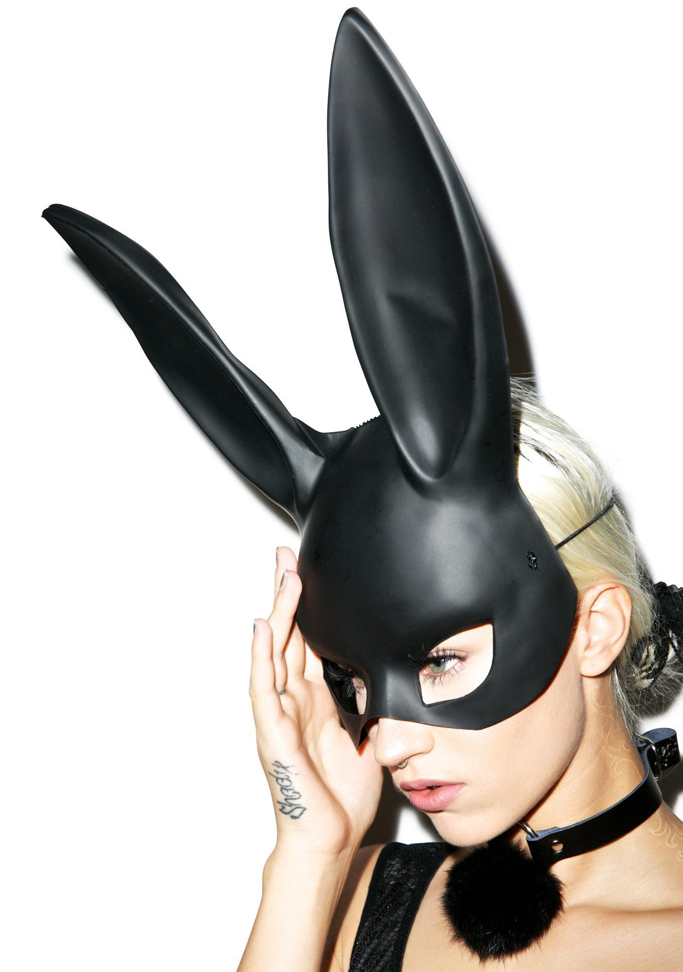 Sexy bunny mask