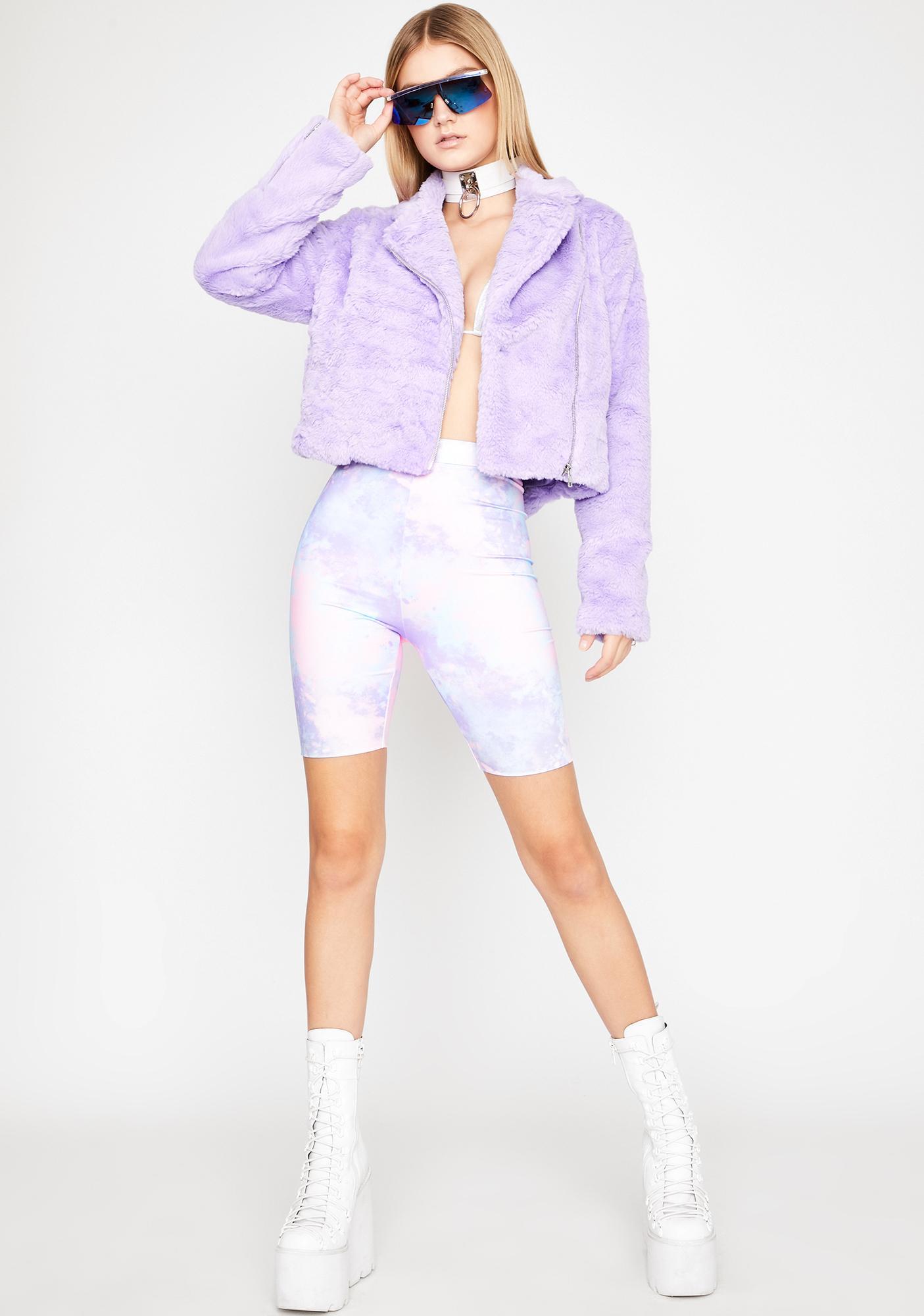 Forever Fairy Biker Shorts