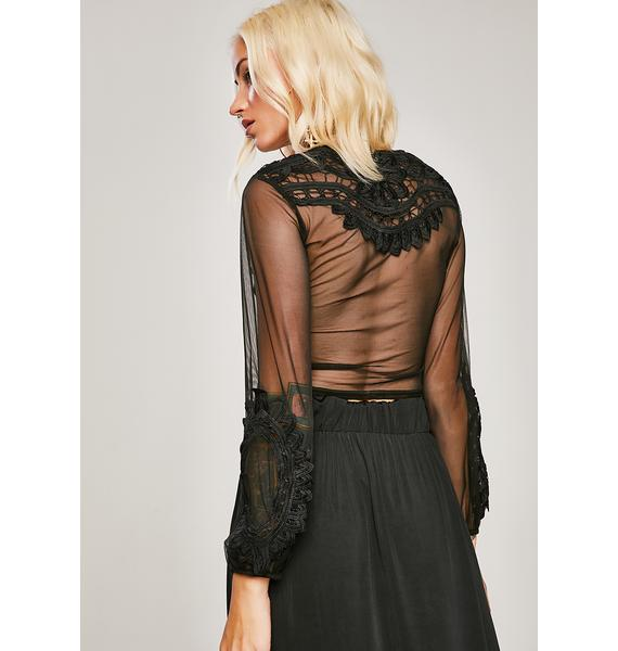 Fair Lady Boho Top