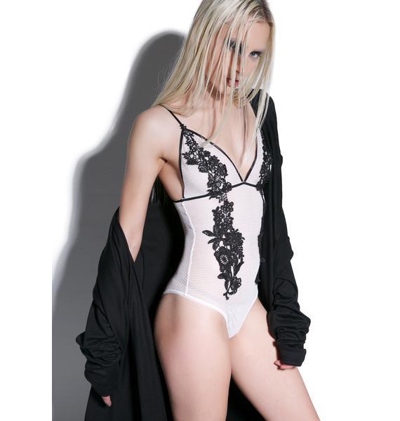 Floral Confessions Bodysuit