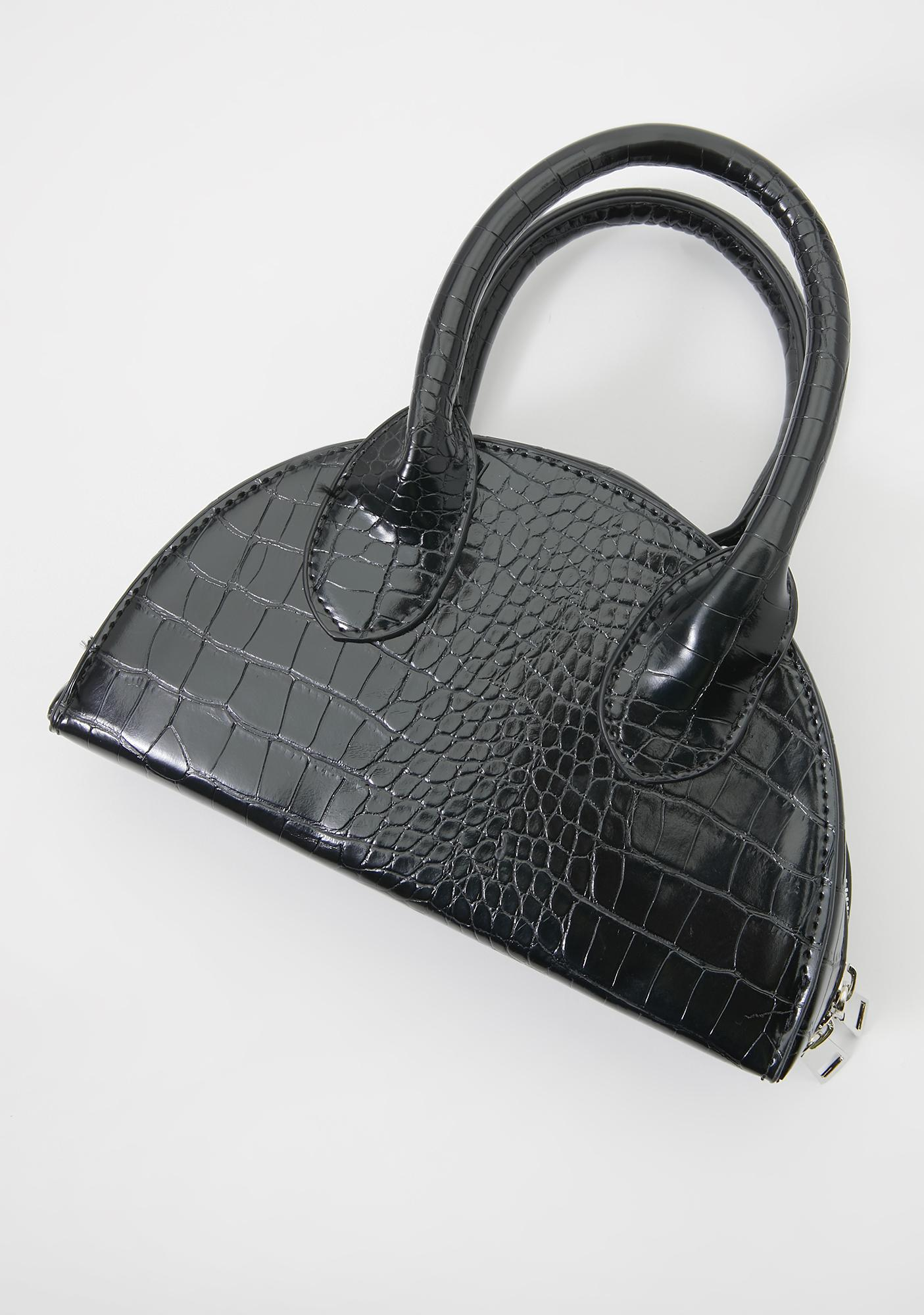 Wicked Will Crocodile Handbag
