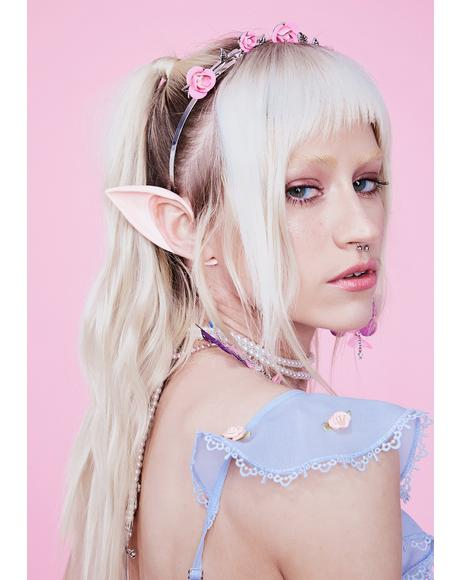 Short Elf Ears