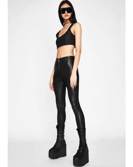 Astro Acid Slim Leggings