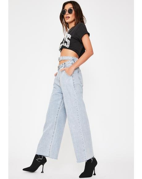 Juna Wide Leg Jeans