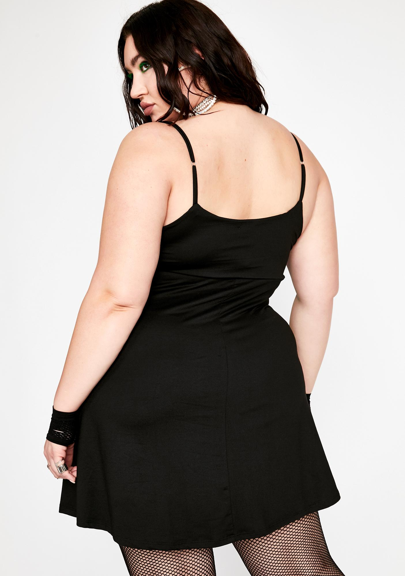 Ultimate Baddie Cami Dress
