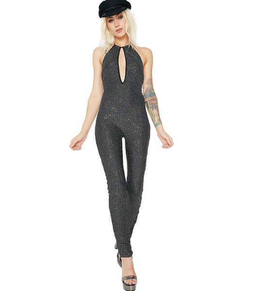 Jaded London Plunge Catsuit