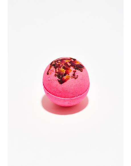 Grapefruit Bath Bomb