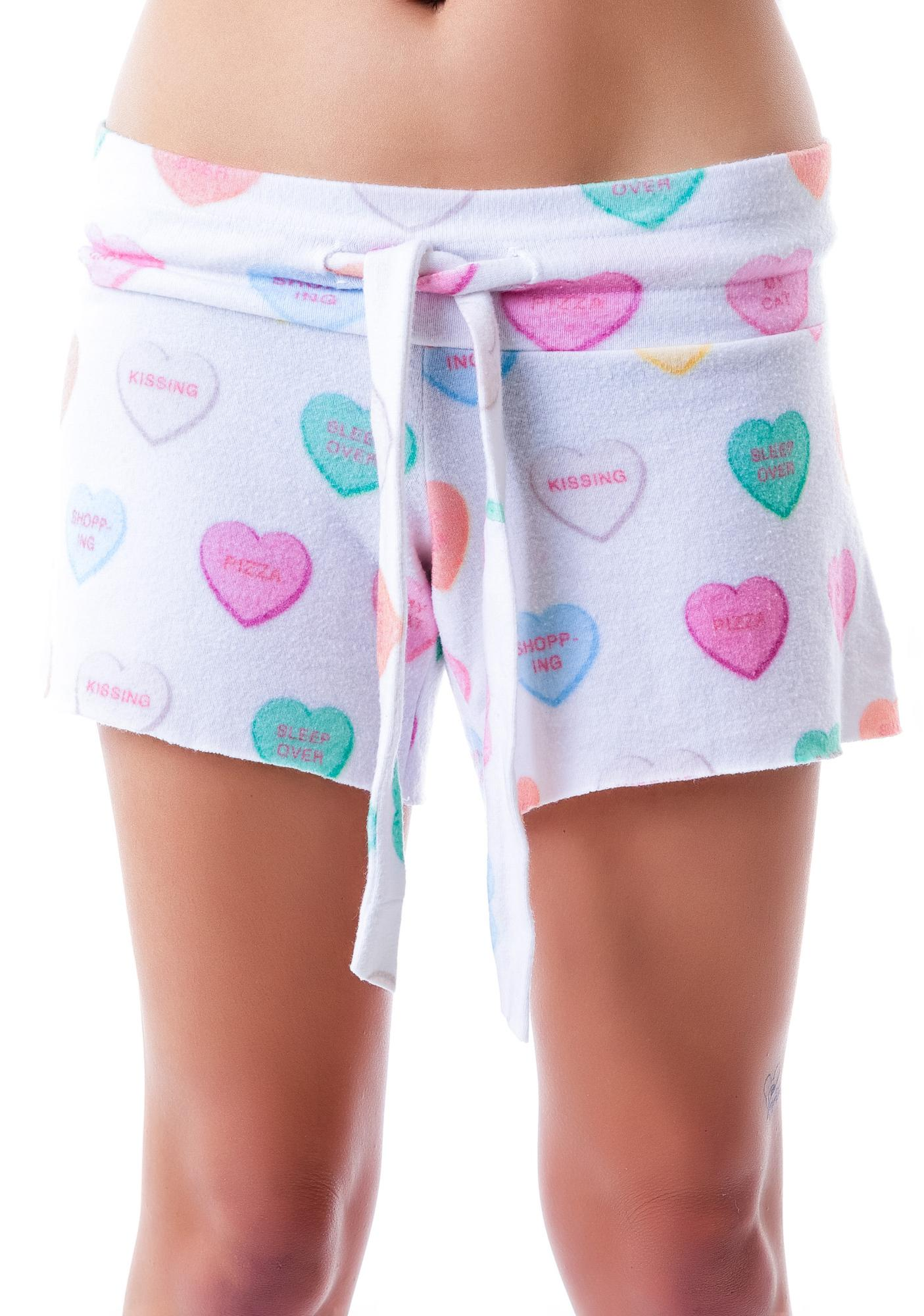 Wildfox Couture Sweet Heart Cutie Short