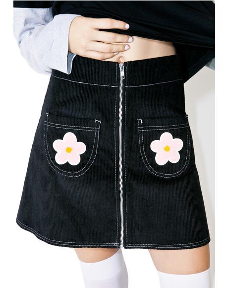 Dark Swinger Skirt