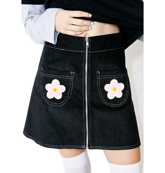 The Ragged Priest Dark Swinger Skirt