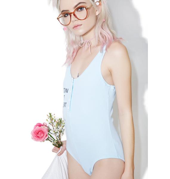 Daydream Nation Pillow Fort Bodysuit