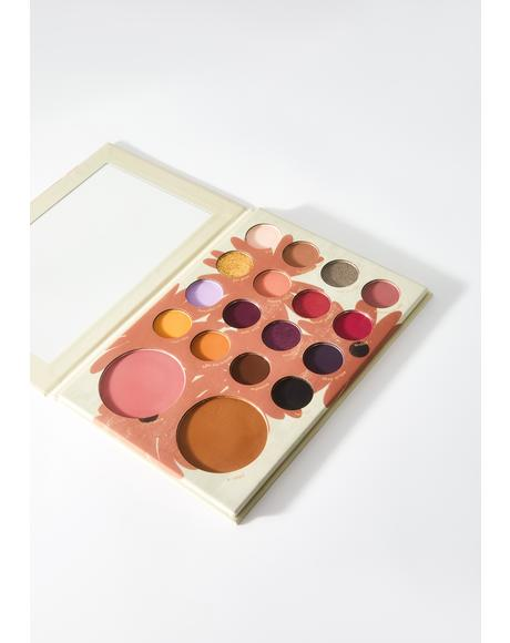 Starry Eyes 16 Eyeshadow Palette
