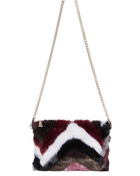 Keep It Movin' Fuzzy Bag