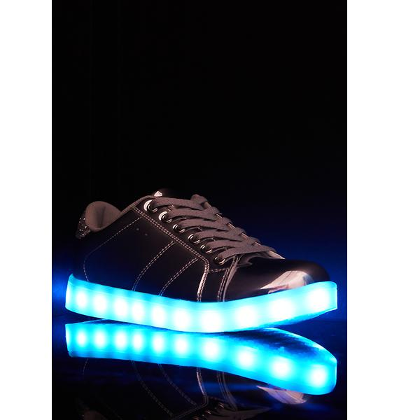 Moon Walker Light Up Sneakers