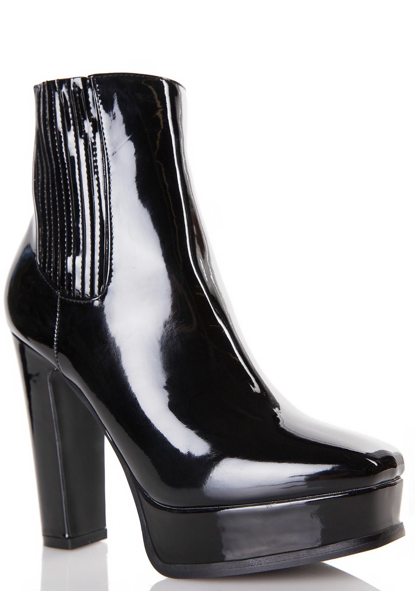 Dark Matter Boots