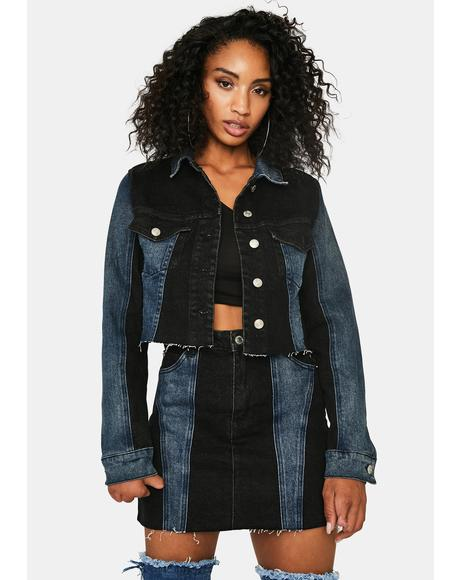 Make It Werk Denim Jacket