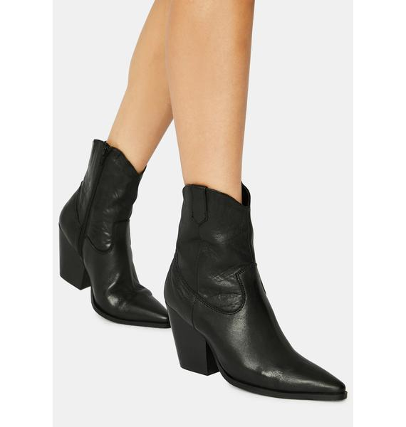 Rebels Gilly Ankle Boots