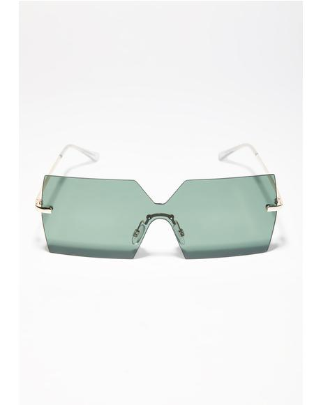Cutting Corners Sunglasses