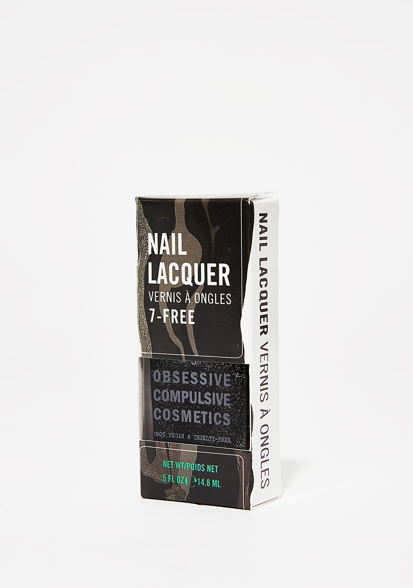 Obsessive Compulsive Cosmetics Batty Nail Lacquer