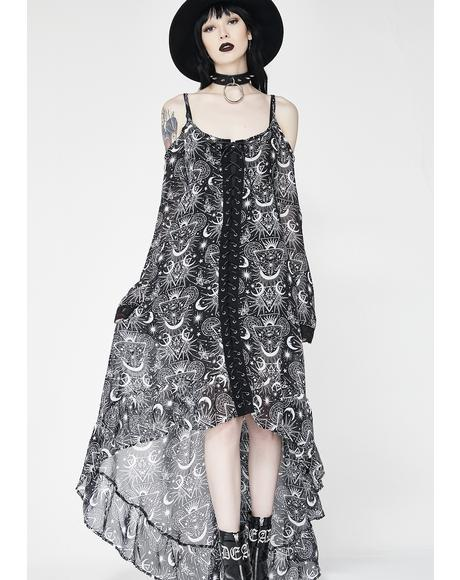 New Moon Maiden Dress