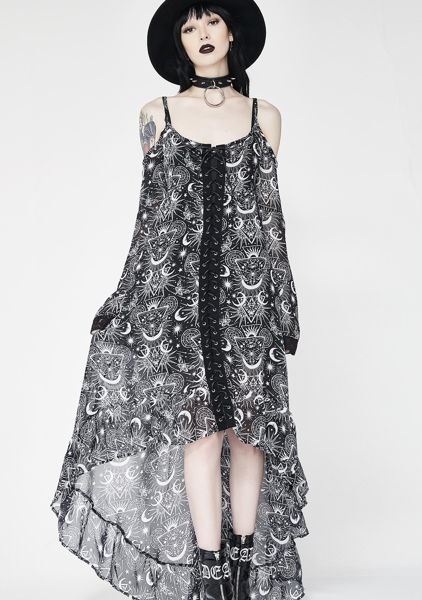 Killstar New Moon Maiden Dress