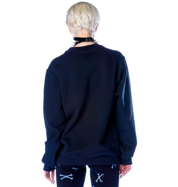 Shop W.A.S. Pentagram Sweatshirt