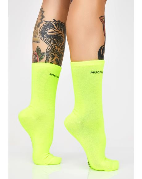 Abso-Fucking-Lutely Socks