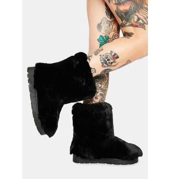 Better Believe It Furry Boots