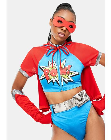 To The Rescue Superhero Costume