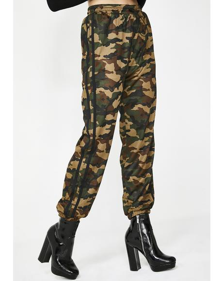 Dank Do Me Dirty Camo Joggers