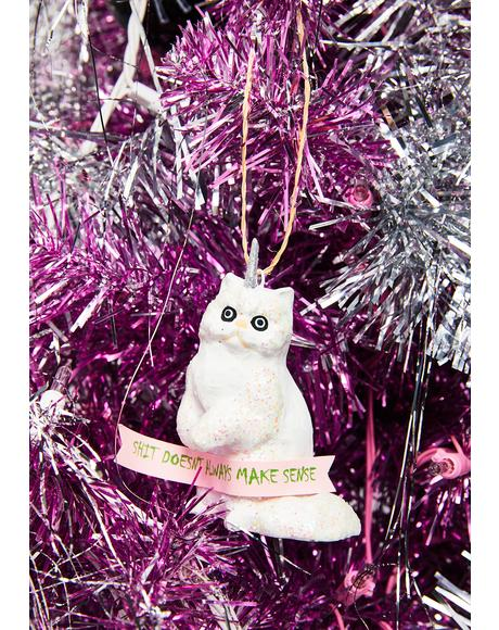 Mystic Monsters Unicorn Ornament