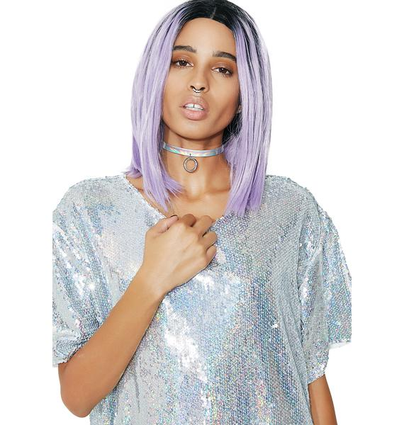 Supersonic Holographic O-Ring Choker