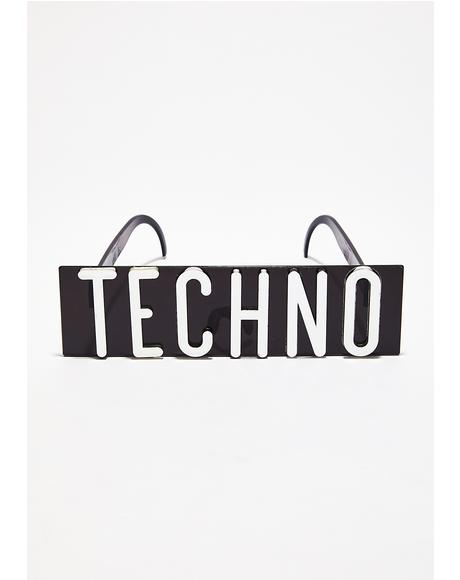 Techno Glasses