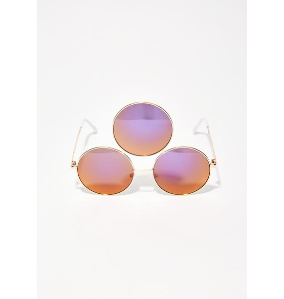 Eye Eye Eye Rain 3rd Eye Sunglasses