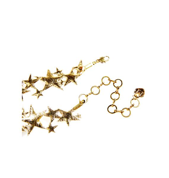 Love And Madness Star Choker