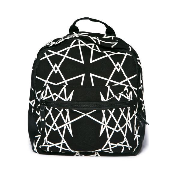 Long Clothing Infinity Mini Backpack