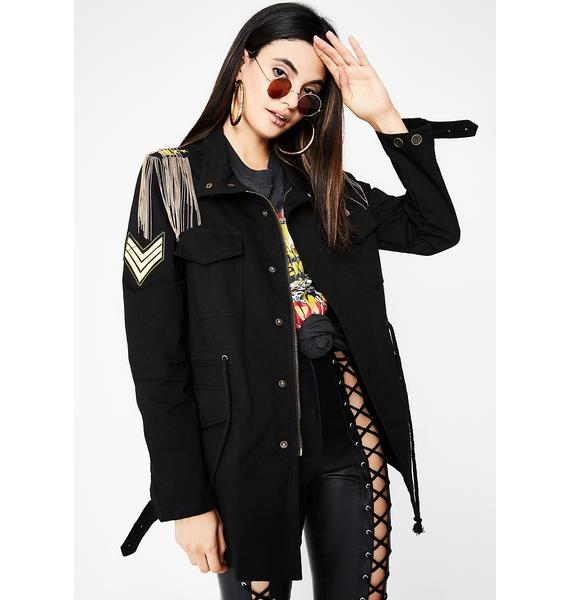 Next Rank Army Jacket