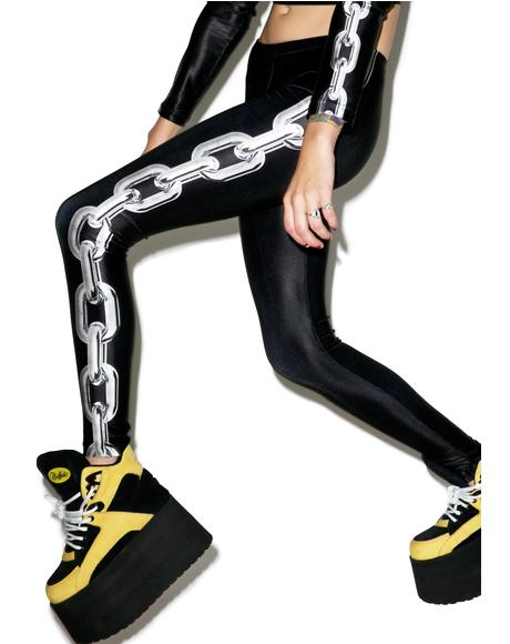 Locked Up Leggings