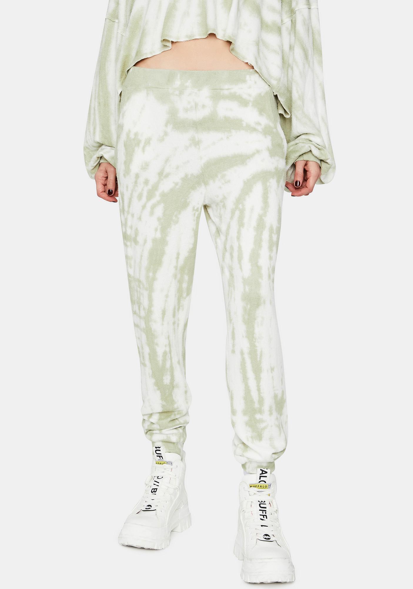 Sage New Fantasies Tie Dye Sweatpants