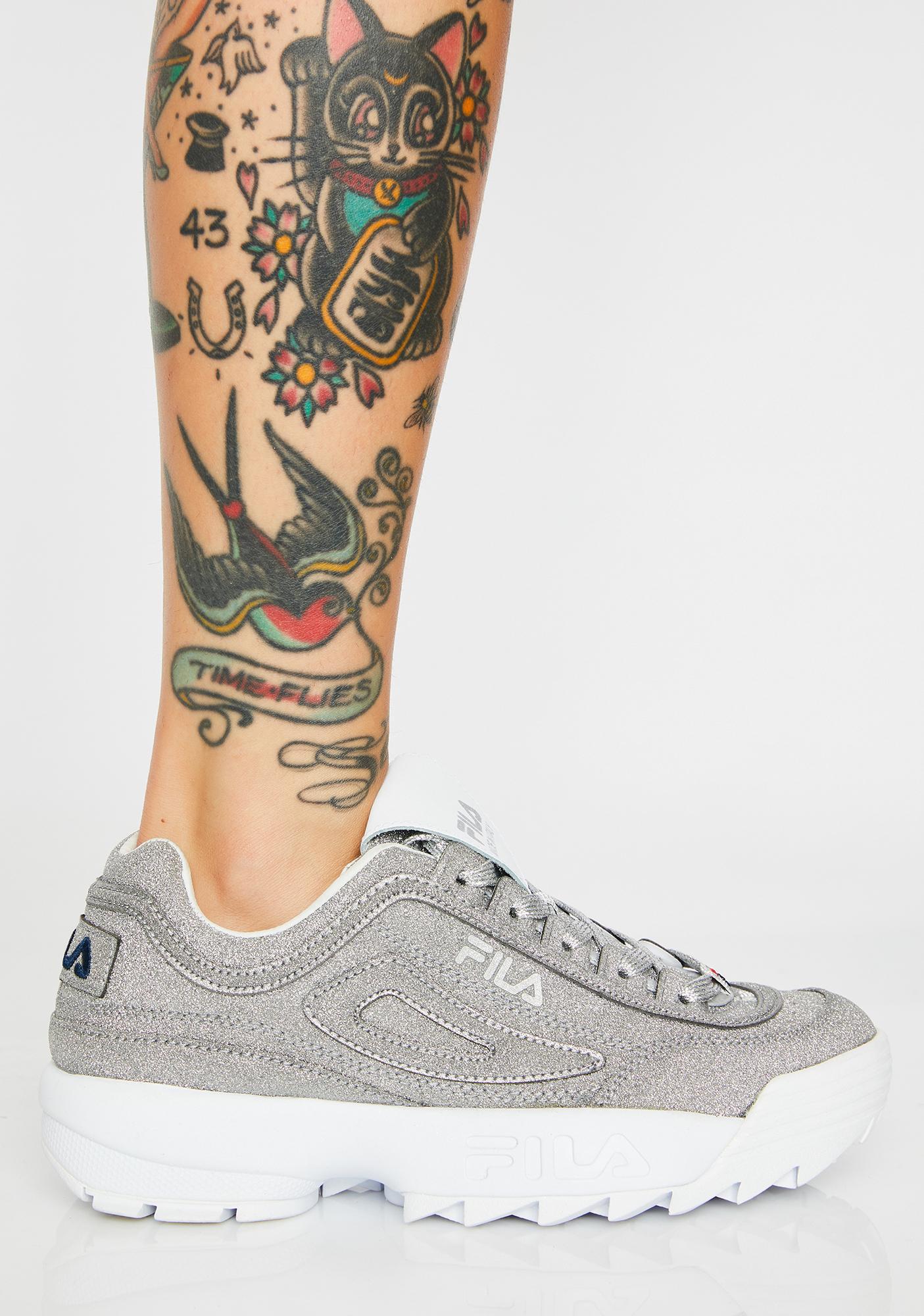 Fila Made In Italy Disruptor II Sneakers