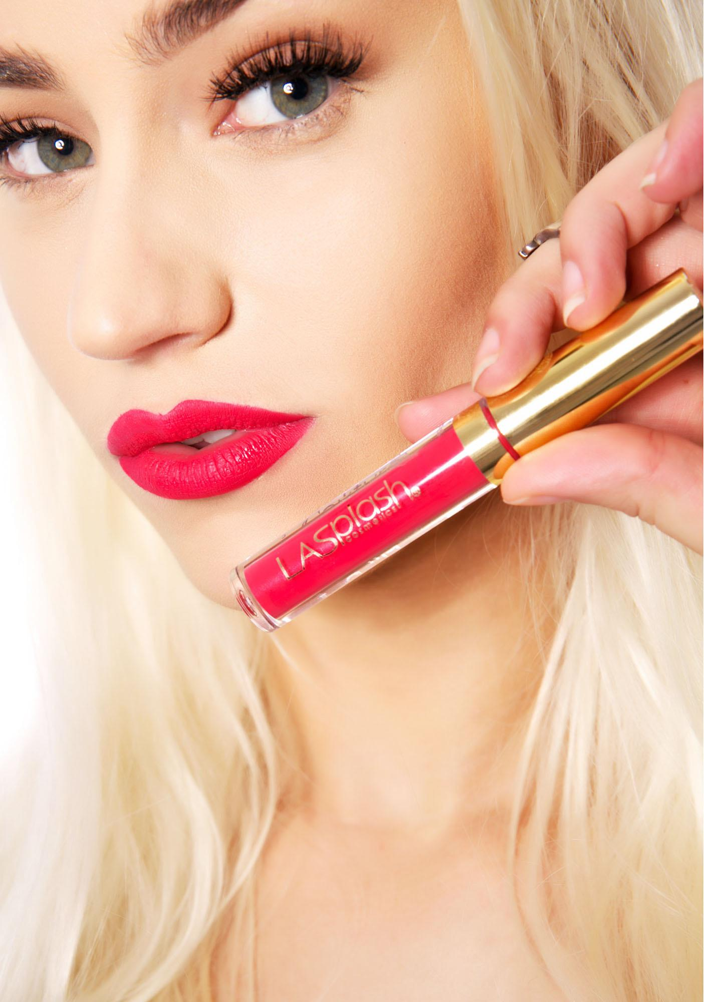 LA Splash Lollipop Liquid Lipstick