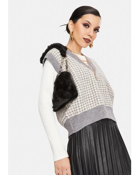 Peyton Knit Vest