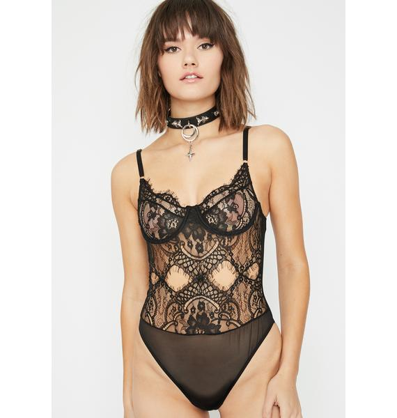 Wicked Thirst Sass Lace Bodysuit